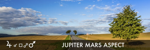 mars conjunct square opposite jupiter